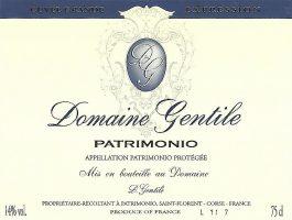 Domaine Gentile