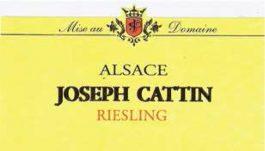 Domaine Joseph Cattin Riesling