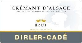 Dirler-Cadé Cremant d'Alsace Brut Nature