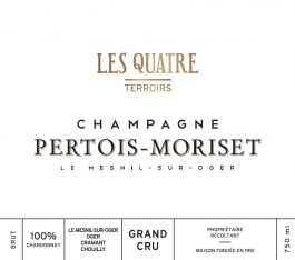 Champagne Pertois-Moriset Les Quatre Grand Cru
