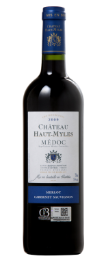 Château Haut Myles Medoc Cru Bourgeois 2014