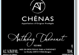 Anthony Thévenet Chénas