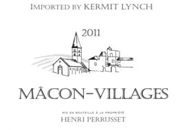 Henri Perrusset Mâcon-Villages