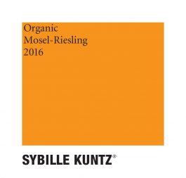 Sybille Kuntz Organic Orange Riesling Trocken 2017
