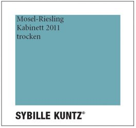 Sybille Kuntz Kabinett Riesling Trocken 2014