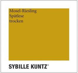 Sybille Kuntz Spätlese Riesling Trocken