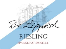 Dr. Lippold Sparkling Moselle Riesling