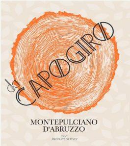 Da Capogiro Montepulciano d'Abruzzo DOC