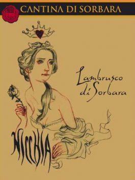 Nicchia Lambrusco di Modena N/V  DOC