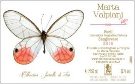 Marta Valpiani Forli Sangiovese IGP