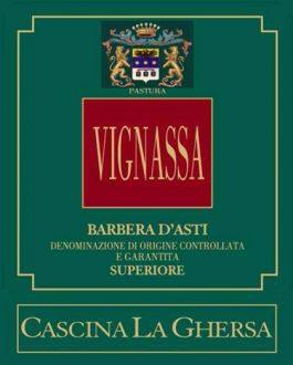 Cascina La Ghersa Barbera d'Asti
