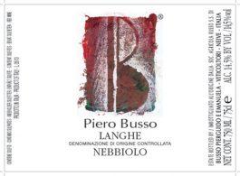Piero Busso Langhe Nebbiolo DOC