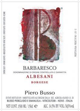 Piero Busso Barbaresco