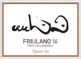 Marco Cecchini Friulano DOC