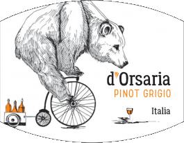 D'Orsaria Pinot Grigio IGT