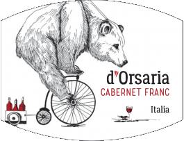 D'Orsaria Cabernet Franc IGT