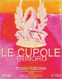 Tenuta di Trinoro Le Cupole IGT Toscana 2013