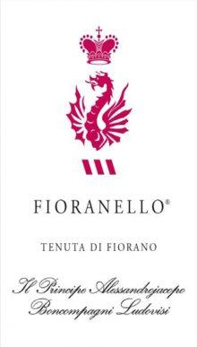 Tenuta di Fiorano Fioranello Rosso Lazio IGT 2012