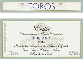 Franco Toros Friulano