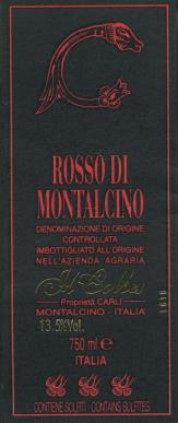 Il Colle Rosso di Montalcino 2014