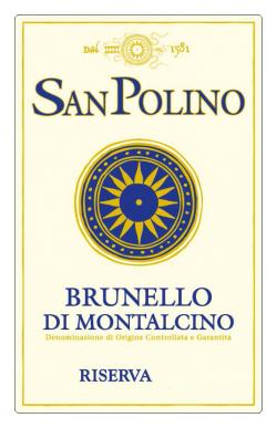 San Polino Brunello di Montalcino Riserva 2010
