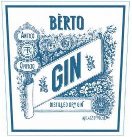 Berto Dry Gin