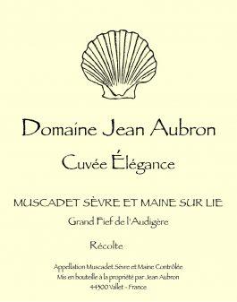 Jean Aubron Muscadet