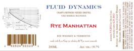 Rye Manhattan