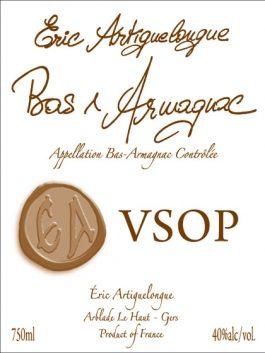 Artiguelongue Armagnac VSOP
