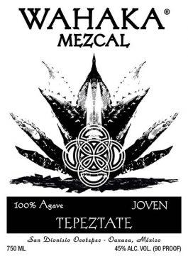 Tepeztate Joven Mezcal