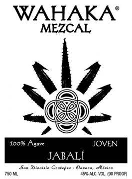 Jabalí Joven Mezcal