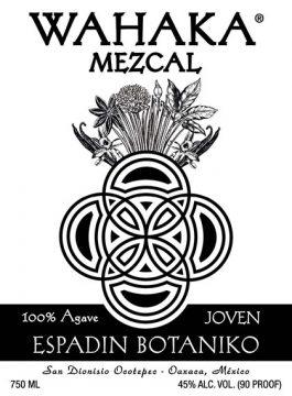 Botaniko Espadín Mezcal