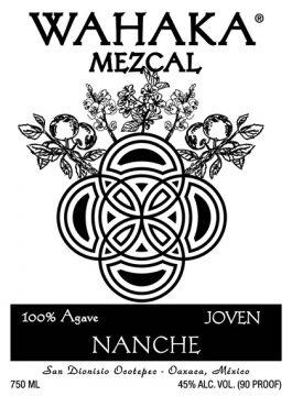 Nanche Espadín Mezcal