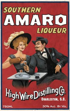 Southern Amaro Liqueur