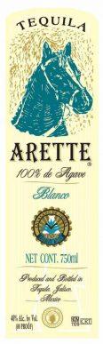 Arette 100% de Agave Tequila Blanco