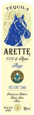 Arette 100% de Agave Tequila Añejo
