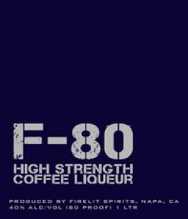 F-80 Coffee Liqueur