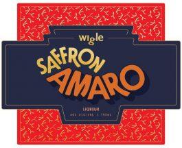 Wigle Saffron Amaro