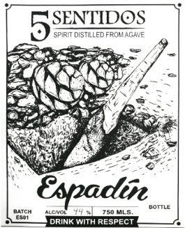 Cinco Sentidos Espadín