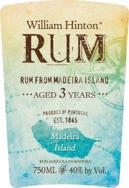 3 Year Old Rum Agrícola da Madeira