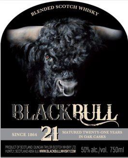 Black Bull 21 Year