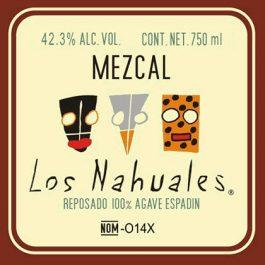 Los Nahuales Mezcal Reposado