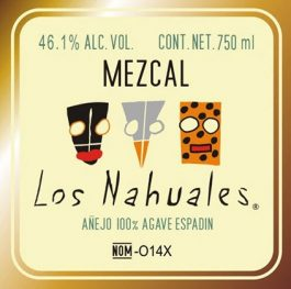Los Nahuales Mezcal Añejo