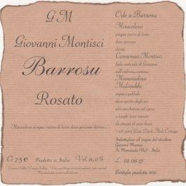 Giovanni Montisci Rosato