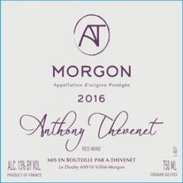 Anthony Thévenet Morgon