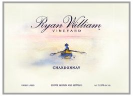 Ryan William Vineyard Estate Chardonnay Finger Lakes 2015