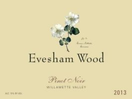 Evesham Wood Pinot Noir Willamette Valley