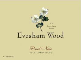 Evesham Wood Pinot Noir Eola-Amity Hills