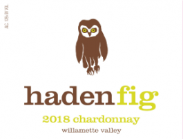 Haden Fig Chardonnay Willamette Valley