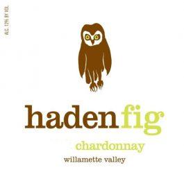 Haden Fig Chardonnay Willamette Valley 2015